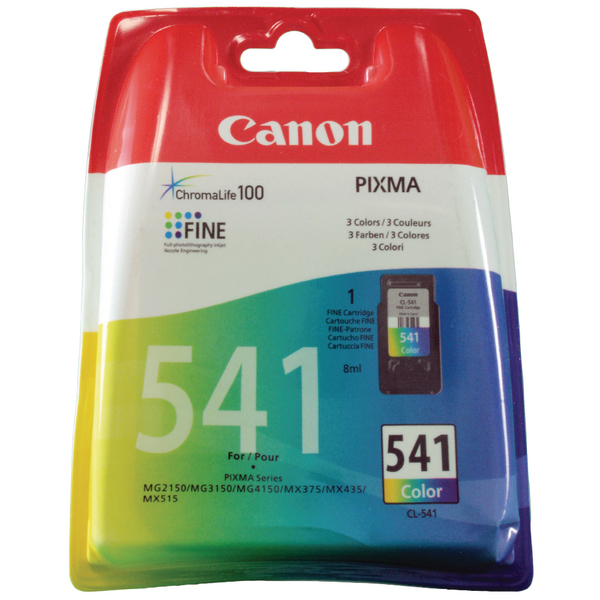 Canon Inkjet 541